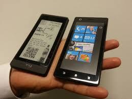 Dual Screen E Ink Smartphone Demoed At IFA Pocketnow