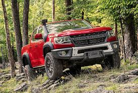 100 Used Colorado Trucks For Sale The Chevrolet ZR2 Bison Is The Gladiators Most