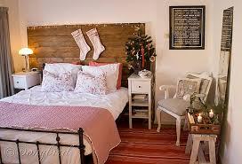 Christmas Bedroom Decor Decorations