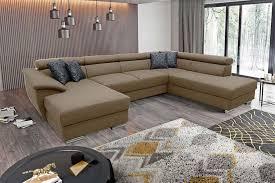 dorio wohnlandschaft polstergarnitur sofa beige