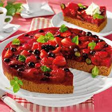 rote grütze kuchen aus schleswig holstein