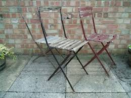 Rare Old Garden Folding Chairs In Hinckley And Bosworth For £50.00 ... Vintage Wooden Folding Chair Old Chairs Stools Amp Benches Ai Bath Pregnant Women Toilet Fniture Designhouse French European Cafe Patio Ding Best Way To Cleanpolish Wood In Rope From Maruni Mokko2 For Sale At 1stdibs Chairs Leisure Hollow Rocking Bamboo Orient Express Woven Paris Gray Rattan Set Of 2 Adjustable Armrest Mulfunction Wood Folding Chair Computer Happy Goods Industry Wind Iron