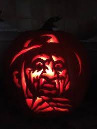 Printable Freddy Krueger Pumpkin Stencils by Freddy Pumpkins Halloween Etc Pinterest