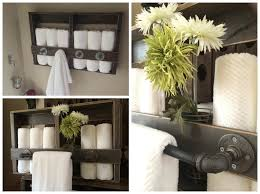 Pallet Towel Rack Instructions