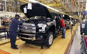 Ford Will Add 900 Workers At Claycomo Plant To Build The F-150 ... Is That A Robot In The Drivers Seat At Fords F150 Plant Ford Begins Production Of Kansas City Assembly Plant Kentucky Truck Motor1com Photos Increases Investment On High Demand Dearborn Pictures Will Temporarily Shut Down Four Plants Including A Classic 1953 F350 Pickup Truck With Twin Cities From Scratch 2012 Lariat 4x4 Ecoboost Trend Schedules Downtime 2 Michigan Assembly Plants Amid Slowing Tour And Images Getty Begins Production Claycomo The Star Next Level Stormwater Management Facts About