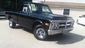 Restored 1972 Gmc C10 - YouTube