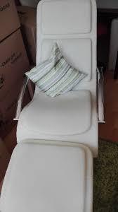 esstisch mit 6 stühlen plus 2 schaukelstühle a190065