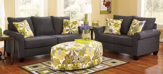 buy ashley furniture 1650138 1650135 set nolana charcoal living