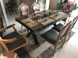 Dining Table Set- Modern, Casual, Industrial, Furniture ...