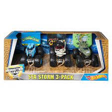 Hot Wheels Monster Jam Truck 3 Pack | Toys R Us Canada Monster Jam Grave Digger 24volt Battery Powered Rideon Walmartcom Amazoncom Hot Wheels 2017 Release 310 Team Flag Truck Toys Buy Online From Fishpdconz Us Wltoys A979b 24g 118 Scale 4wd 70kmh High Speed Electric Rtr Big 110 Model 4ch Rc Tri Band Wheels Shark Diecast Vehicle 124 Sound Smashers Bestchoiceproducts Best Choice Products Kids Offroad Shop Cars Trucks Race Wltoys 12402 112th Scale 24ghz Games Megalodon Decal Pack Stickers Decalcomania Zombie Radio Rc Remote Control Car Boys Xmas