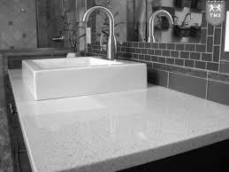 Bathroom Countertop Materials Pros And Cons by Bathroom Countertop Materials Home Interiror And Exteriro Design