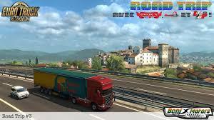Euro Truck Simulator 2 | Road Trip #3 | Euro Truck Simulator 2 Mods