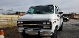 1995 Chevrolet G20 For Sale In Clinton MD
