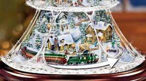 Thomas Kinkade Christmas Tree For Sale by Thomas Kinkade Tabletop Trees U0026 Christmas Wreaths Carosta Com