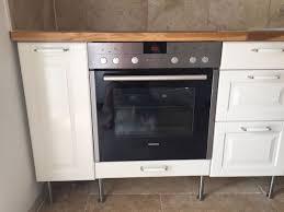 küche ikea 250 cm inkl geräte weiß in 69469 weinheim für