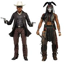 lone ranger tonto kemosabe neca lone ranger and tonto 7 inch 2 pack cyber monday deal at