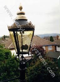 Gas Lamp Mantles Outdoor by Customer Photos Of Gas Street Lamp Outdoor Yard Lighting Fixtures