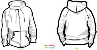 Hooded Sweater Clipart