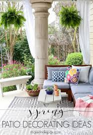 21 Beautiful Outdoor Decorating Ideas For Spring