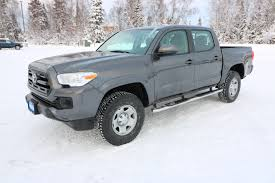 100 Used Toyota Tacoma Trucks 2017 For Sale In Anchorage AK Serving