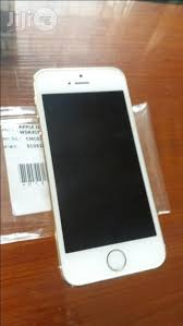 London Used Apple iPhone 5s Gold 16 GB for sale in Gwarinpa
