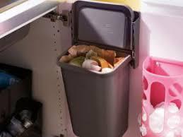 poubelle cuisine de porte bac à compost rationell ikea par maison