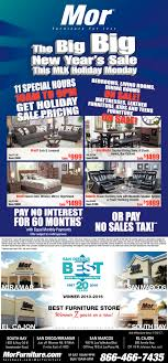 Big Big New Year s Sale Mor Furniture San Diego CA