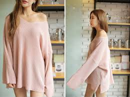 Korean Fashion Trends Gorgeous Knitwear For Every Occasion