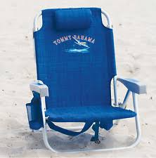 Kelsyus Original Canopy Chair Bjs by Tommy Bahama Backpack Chair 600 Denier Blue Ebay