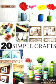Simple Crafts Perfect For Spring Our House Now A Home Craft Ideas With Low Cost Supplies