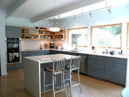 The Homeowners Were Looking To Remodel Their Dated 50s Kitchen Something More In Keeping With Remainder Of Home