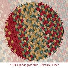 Homespice Decor Jute Rugs by Buy Red Jute Braided Cider Barn Area Rugs Online In Usa