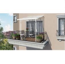 pergola adossee pas cher chalet jardin pergola alu adossée couv terrasse 2 x 2 m blanc