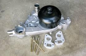 100 Truck Water Pump A Budget LS Accessory Bracket Mod Hot Rod Network