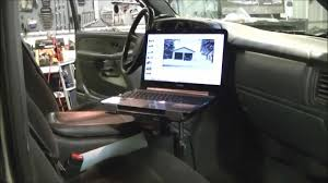Laptop Computer Truck Mount