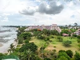 100 Banglamung Hotel In Local City Chonburi Stock Photo Picture And
