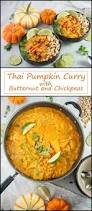 Pumpkin Butternut Squash Soup Curry by Thai Pumpkin Curry With Butternut And Chickpeas Seasoned