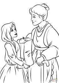 Helping Others coloring page