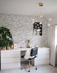 Dalmatianwallpaper Spotwallpaper Bedroomdecorideas Bedroom Decor Ideas Girly