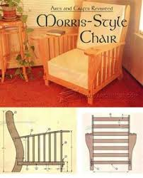 Stickley Morris Chair Free Plans by Outdoor Morris Chair Benches Chairs Seats Pinterest