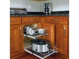 Blind Corner Base Cabinet Organizer by Kitchen Kitchen Cabinet Organizers And 30 Kitchen Cabinet