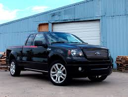 Automotive Trends » 2006 Ford F-150 Harley-Davidson