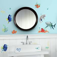 Wall Decor Stickers Walmart Canada by Roommates Finding Dory Peel And Stick Wall Decals Walmart Com