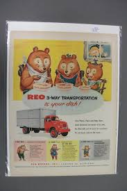 100 R And L Trucking Truck 114 Eo Trucks Magazine Ad Oct 1953 Etsy