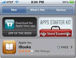 Download 1 200 Free eBooks for Your iOS4 iPhone