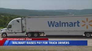 100 Keep Trucking Walmart Truckers Will Keep Trucking With More Pay