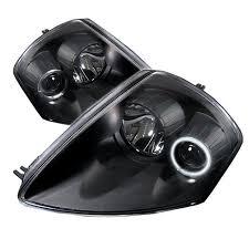spyder auto mitsubishi eclipse 00 05 projector headlights ccfl