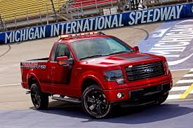 100 Top Trucks Of 2014 Ford F150 Tremor Pace Truck Photo Gallery Autoblog