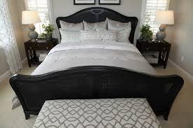 Black Wicker Bedroom Furniture