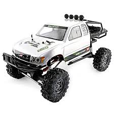 100 Hobby Lobby Rc Trucks Remo 1093 ST 110 RC Car 24G 4WD Brushed Off Road Rock